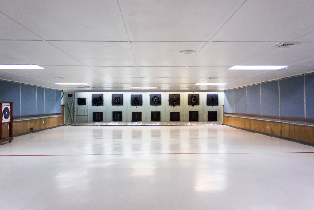 Indoor Range